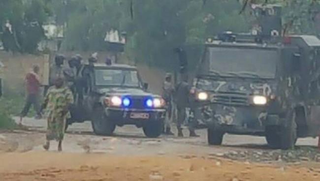 Tchad: vive tension avant l'investiture du président Déby