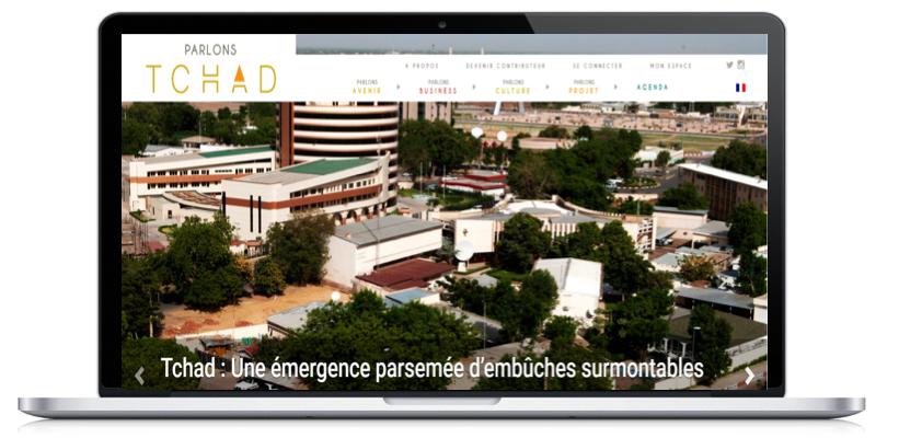 Parlons Tchad : une plateforme digitale pour parler du Tchad autrement