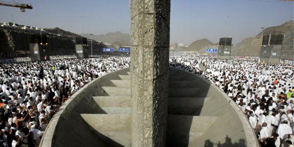 L'Arabie saoudite va raccourcir la durée du rite de la Lapidation de Satan pendant le Hajd