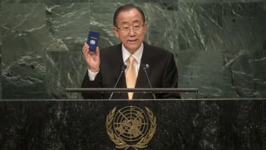 Le Secrétaire général de l'ONU appelle à offrir de meilleures opportunités aux femmes