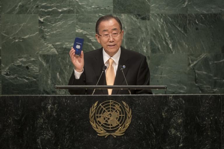 L'ONU encourage la jeunesse à s'impliquer pour affronter les défis mondiaux