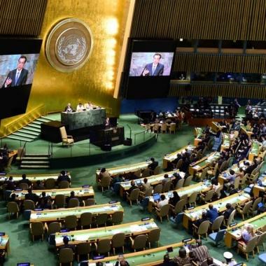 Le débat général de l'ONU centré sur les conflits régionaux et les réfugiés