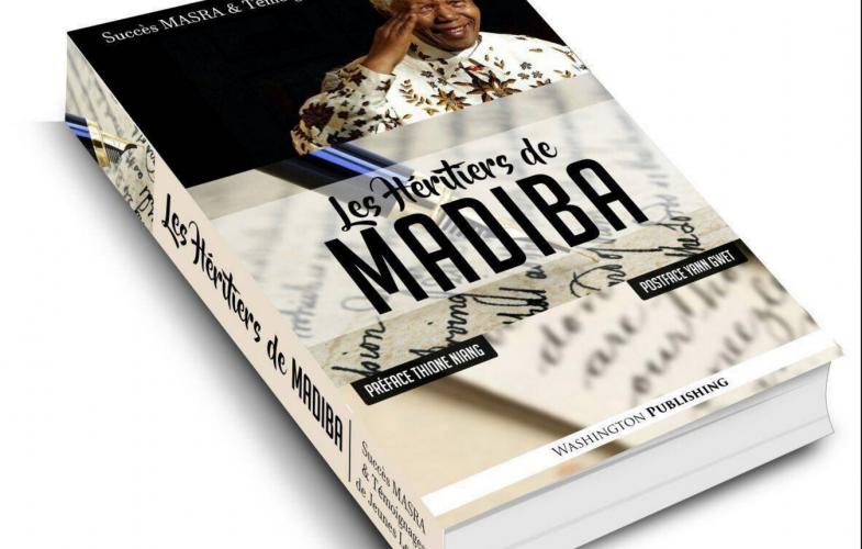 Littérature : ''Les Héritiers de Madiba'' pour bâtir un monde meilleur