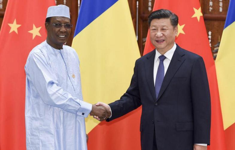 Le président chinois appelle à la coopération avec le Tchad et l'Afrique