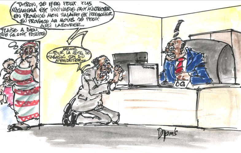 Tchad-Administration : retard dans les services, quelles conséquences ?