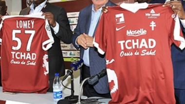 Éphéméride : Il y a un an, le Tchad devenait Sponsor officiel du Club FC Metz
