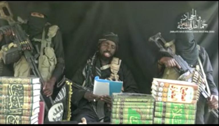 Abubakar Shekau chef de Boko Haram se dit en bonne santé