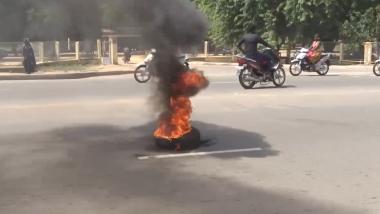 Suppresion de bourse : manifestation des étudiants à N'Djamena