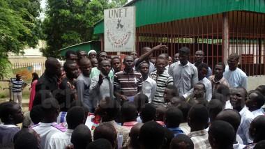 Les étudiants de l'université de N'Djaména se désolidarisent du bureau national de l'UNET
