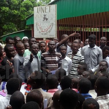Tchad: les étudiants refusent de prendre un mois de bourse