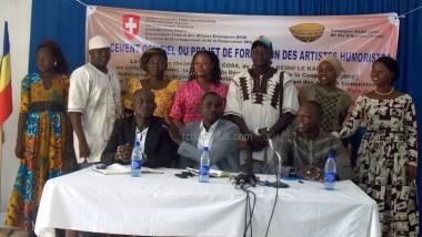 Iyalat : KAAR GOSS forme des artistes comédiens tchadiens
