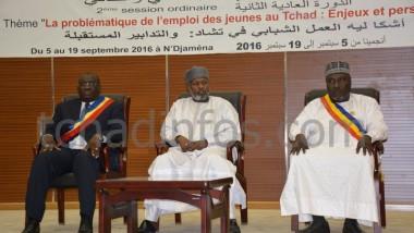 Tchad: la 2ème session ordinaire du conseil économique et social a pris fin hier