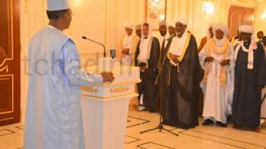 Tchad : Deby demande aux religieux de l'aider à expliquer le bien fondé des mesures d'urgence