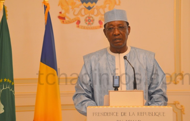 Tchad : Idriss Deby Itno réorganise son cabinet civil