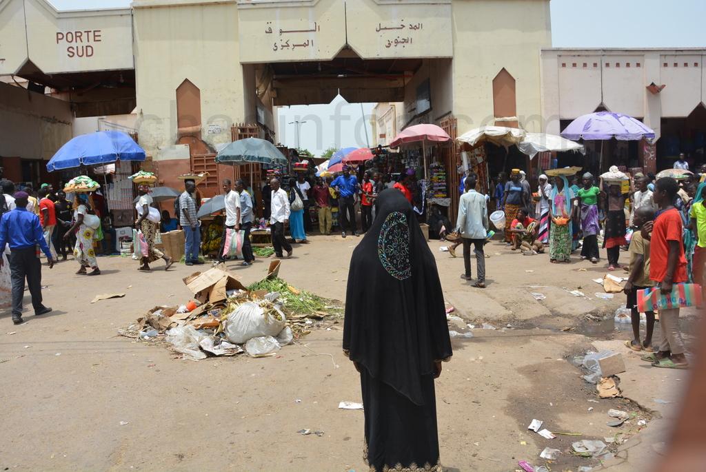 Tchad: un court-métrage sur l'attentat du marché central de N'Djamena
