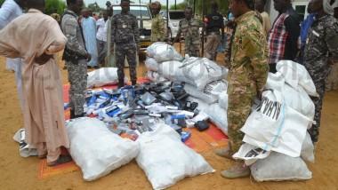 Fraude: plusieurs téléphones saisis par la brigade mobile des Douanes