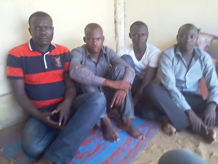 Libération des leaders de l'Union National des Etudiants Tchadiens