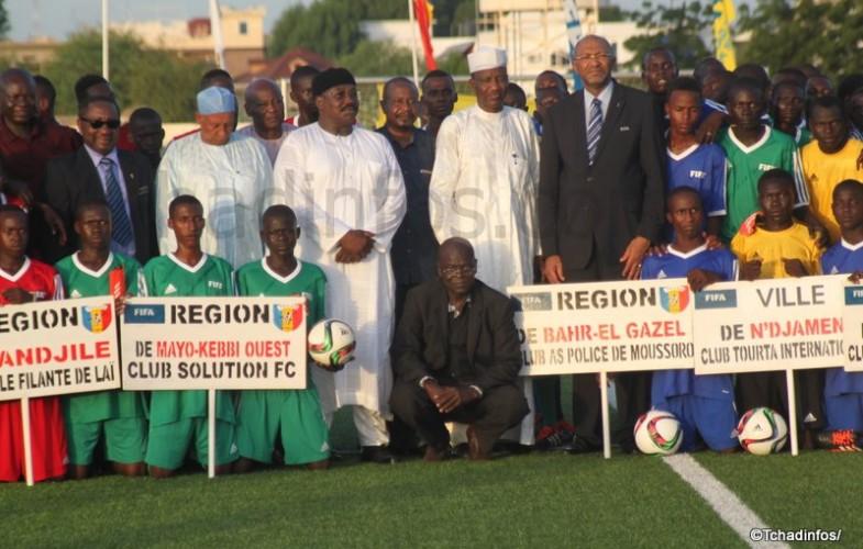 Sport: une compétition des jeunes U17 est lancée pour viser l'élite en foot.