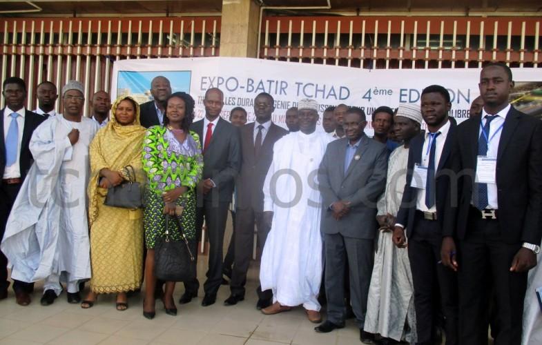 C'est parti pour Expo-Bâtir Tchad 4ème édition