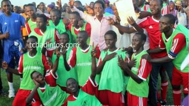 Football : As Guerra remporte la coupe du Tchad U17