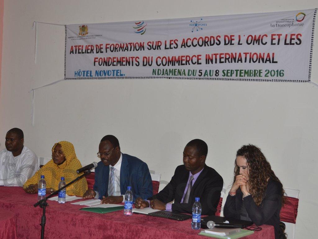 Le Tchad renforce les capacités de ses négociateurs de l'OMC