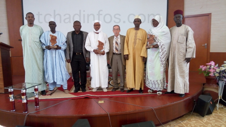 Tchad : le projet paix à travers le développementprime trois communes
