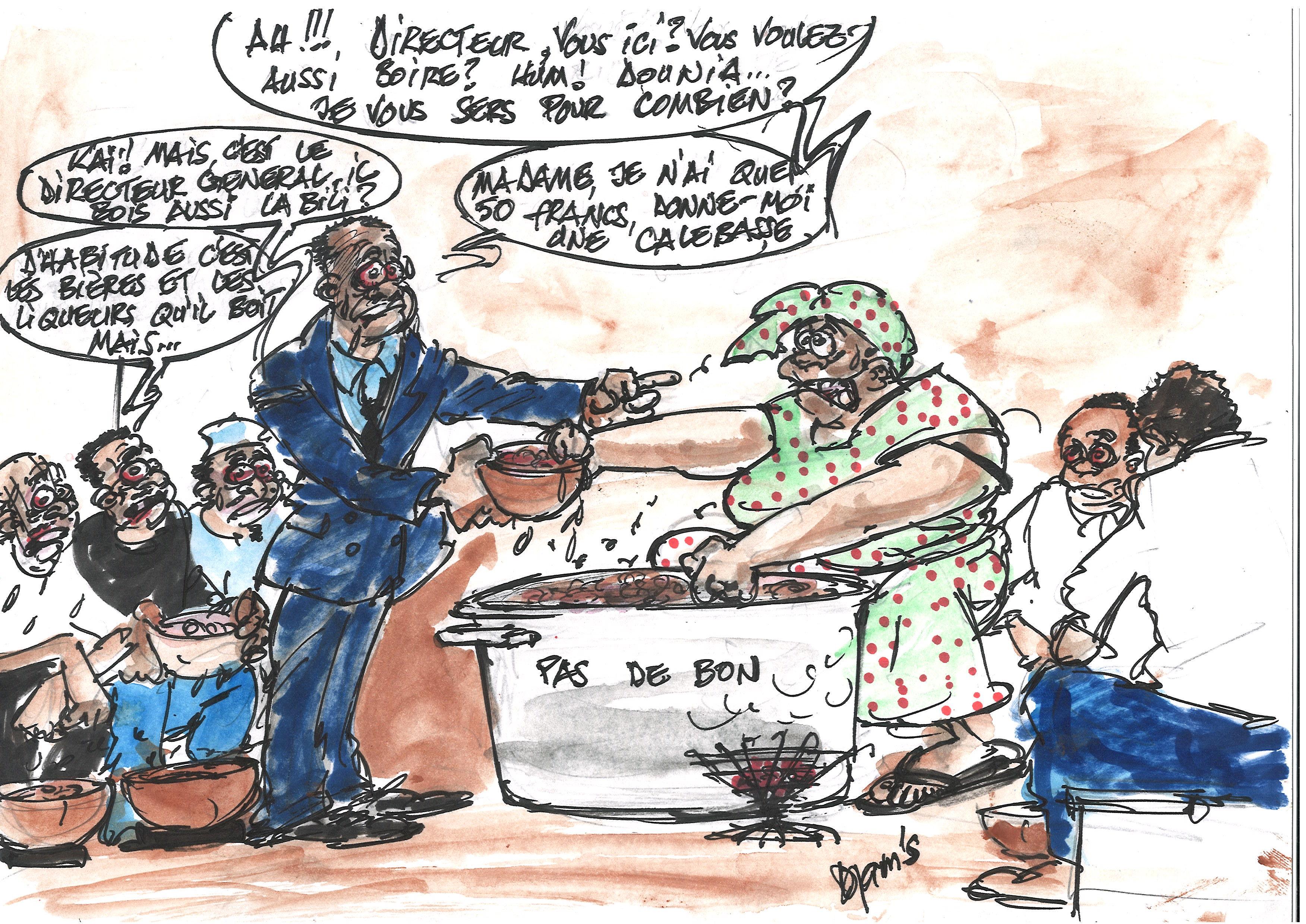 #Crise #Elus #Tchad