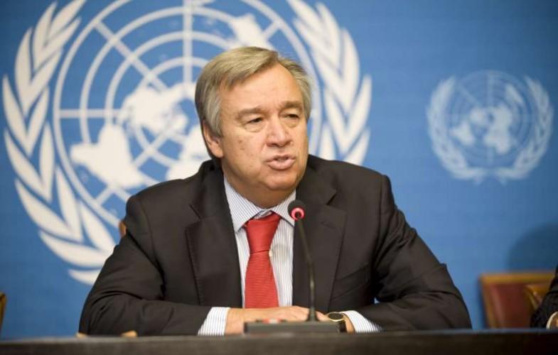 L'ancien Premier ministre portugais Antonio Guterres choisi comme prochain Secrétaire général de l'ONU