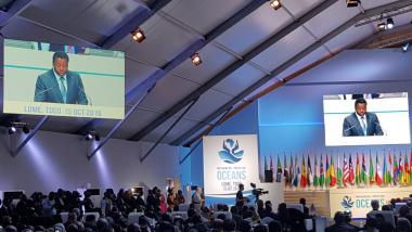 Sommet de l'UA sur la sécurité maritime : le président togolais appelle à la mobilisation générale des dirigeants africains
