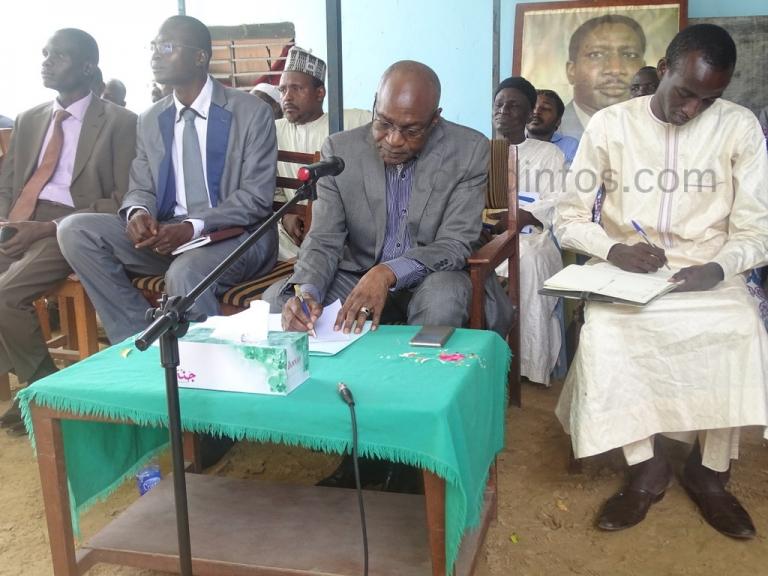 """""""L'État tchadien est une pure fiction, incapable de faire face à ses obligations élémentaires"""" S Kebzabo"""