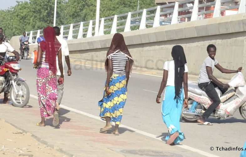 Tchad : on les appelle les fonctionnaires de la rue de 40