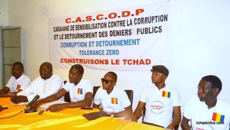 Les artistes en guerre contre la corruption et le détournement des deniers publics