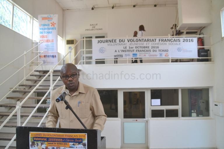 Journée du volontariat français : un projet pilote avec 300 jeunes volontaires tchadiens verra le jour bientôt