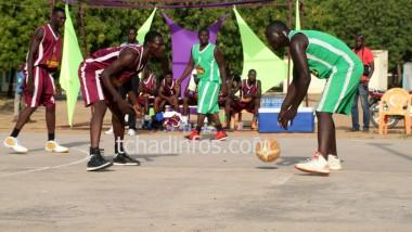 Team Mandela champion de la 3e édition du tournoi de basketball la renaissance