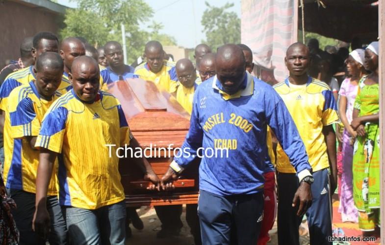 Nécrologie : Coach Emmanuel Boukar a été inhumé aujourd'hui