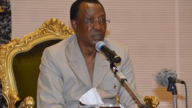 Tchad : le Président Deby échange avec les magistrats sur leur mouvement de grève