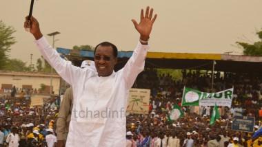Tchad : le président Deby formule ses vœux d'espoir pour l'année 2019
