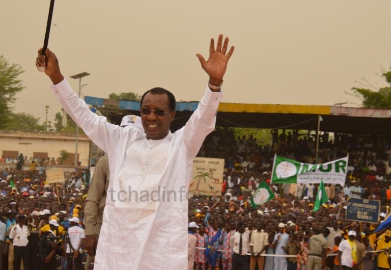 Tchad : le Président Deby a rencontré les chefs des partis de l'Alliance