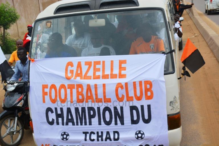 Football : Gazelle FC et Tourbillon FC reviennent dans la 2e édition du championnat national