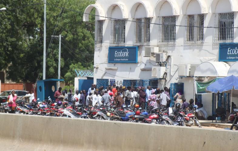 Tchad: Certains agents de l'Etat se sont retrouvés avec 3 000 FCFA sur leur salaire du mois d'août