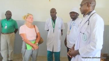 Le HCR salue la visite des diplomates dans les camps de réfugiés soudanais au Tchad