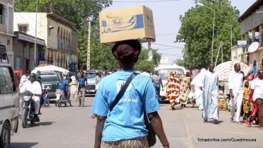 Une journée «ville morte» peu suivie à N'Djaména