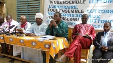 Tchad : le gouvernement propose à la plateforme la compensation de l'abattement en nature et la signature des actes d'avancement