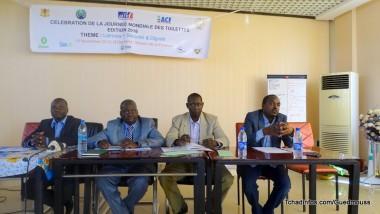 Le Tchad célèbre les toilettes pour des latrines comme sécurité et dignité