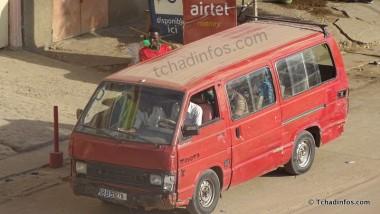 Tchad : les transports en commun de nouveau autorisés