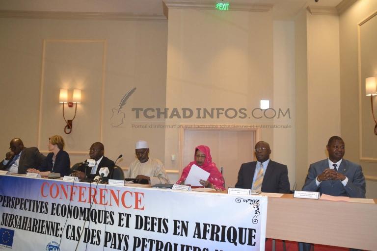 Le Tchad et ses partenaires échangent sur les perspectives économiques