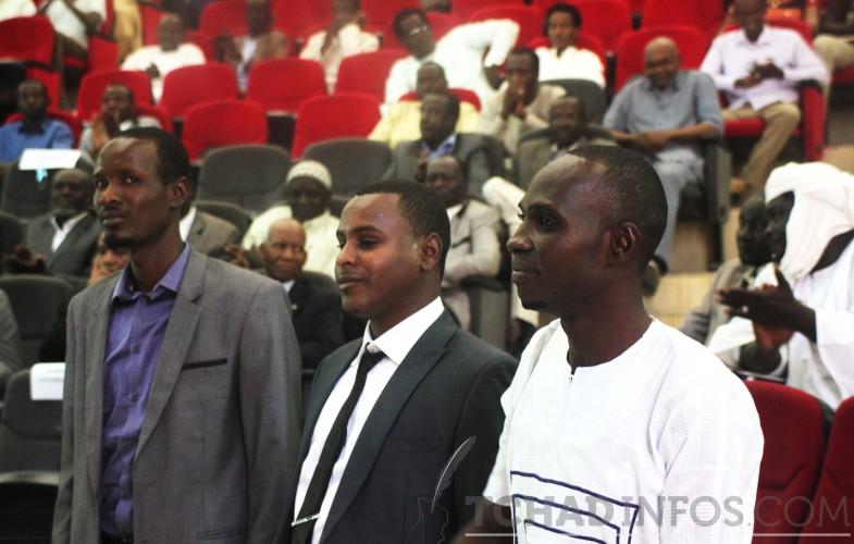 Deux mathématiciens et un physicien tchadiens décrochent leur doctorat