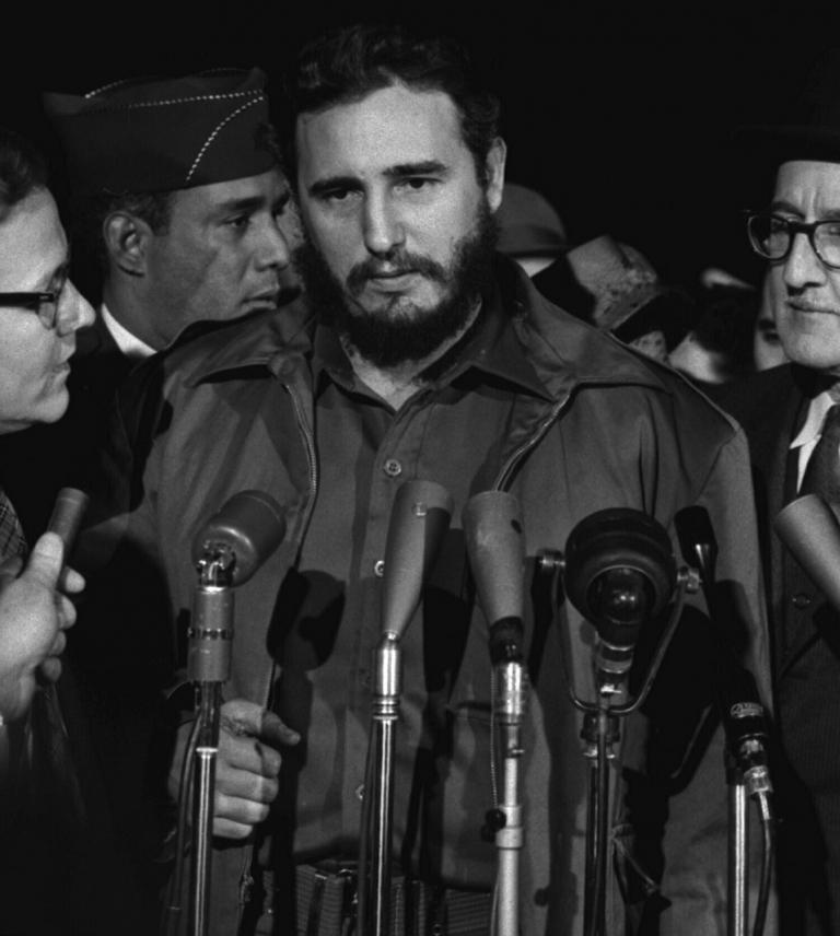 Décès du dirigeant révolutionnaire cubain Fidel Castro