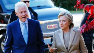 Hillary Clinton a reconnu sa défaite dans un appel téléphonique à son rival