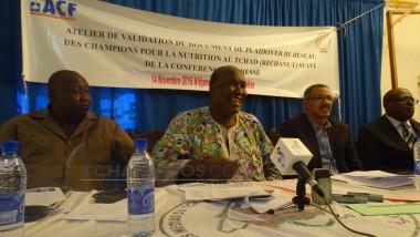 Le RECHANUT renforce son assise en faveur d'une sécurité nutritionnelle au Tchad